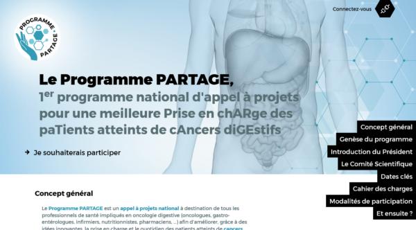 Programme Partage